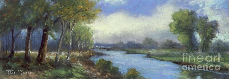 Serene Landscape Painting