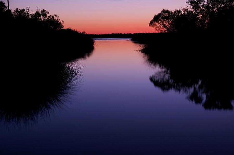 Atlantic Coast Photograph - Serenity by Melissa Southern