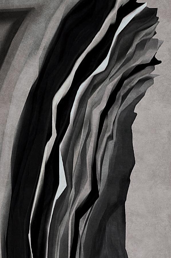 Seven Of Paper Digital Art