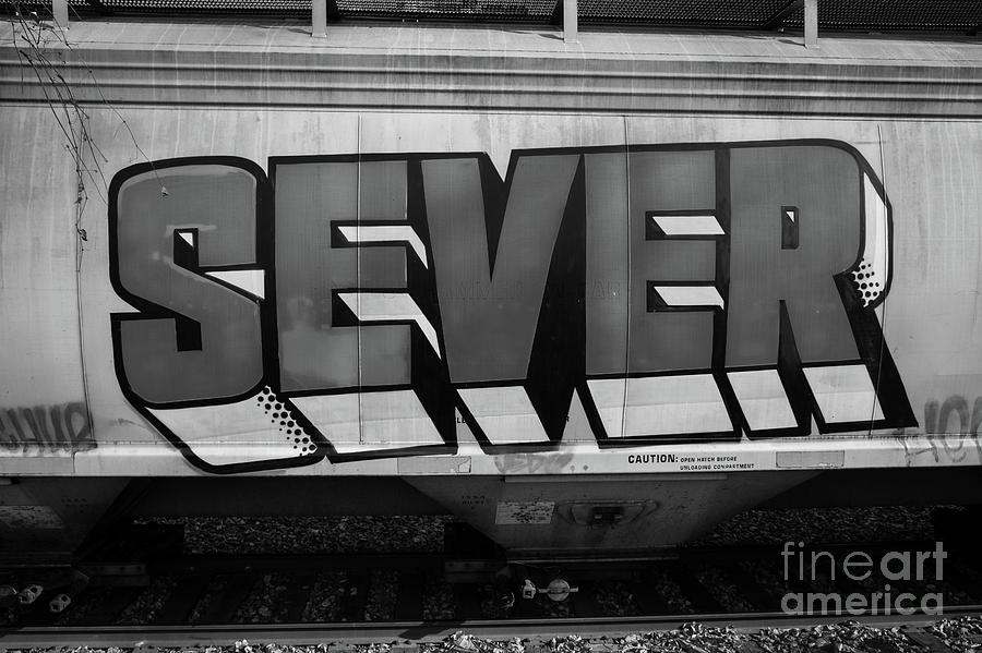 Sever BW by Len Tauro