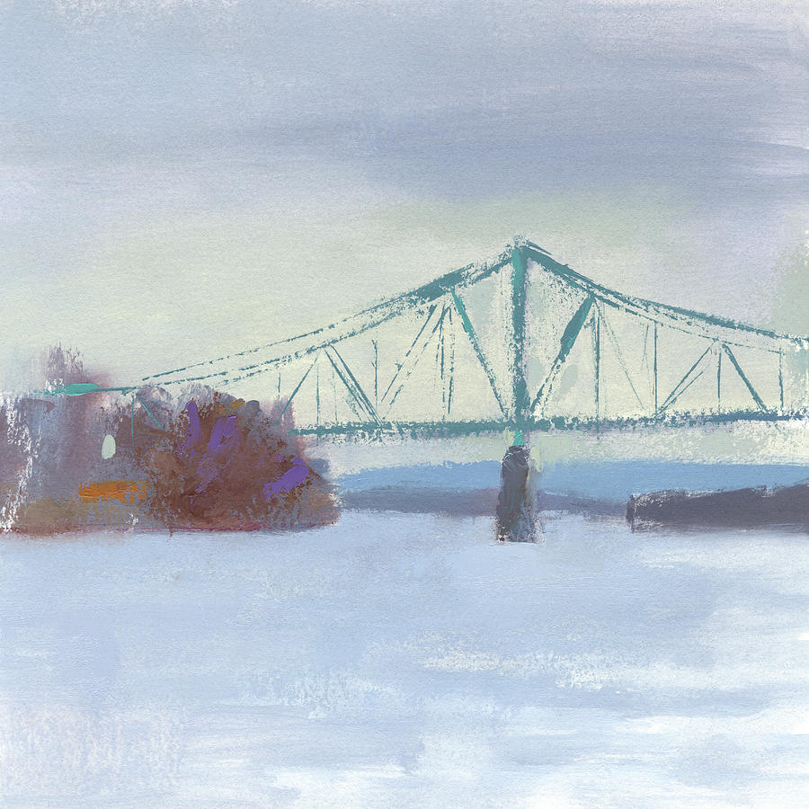 Sewickley Bridge 192511 by Chris N Rohrbach
