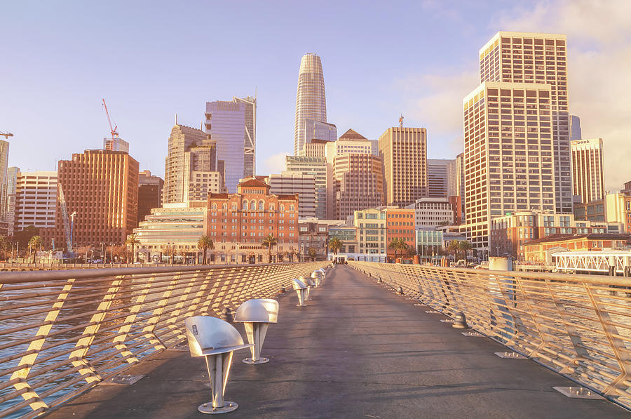 sf downtown from 14 by Jonathan Nguyen