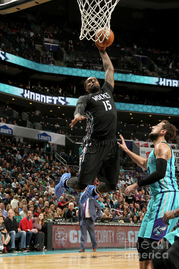 Shabazz Muhammad Photograph by Kent Smith