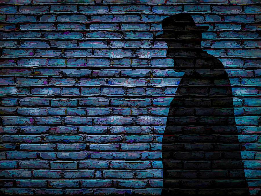 Shadow in The Night by Paul Wear