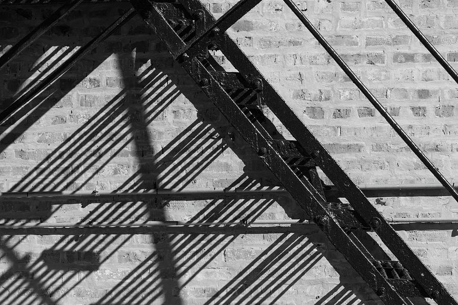 Shadows And Light #2 Photograph