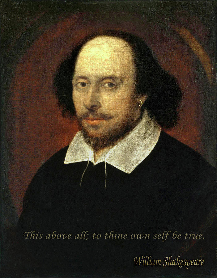 Shakespeare 6 by Andrew Fare