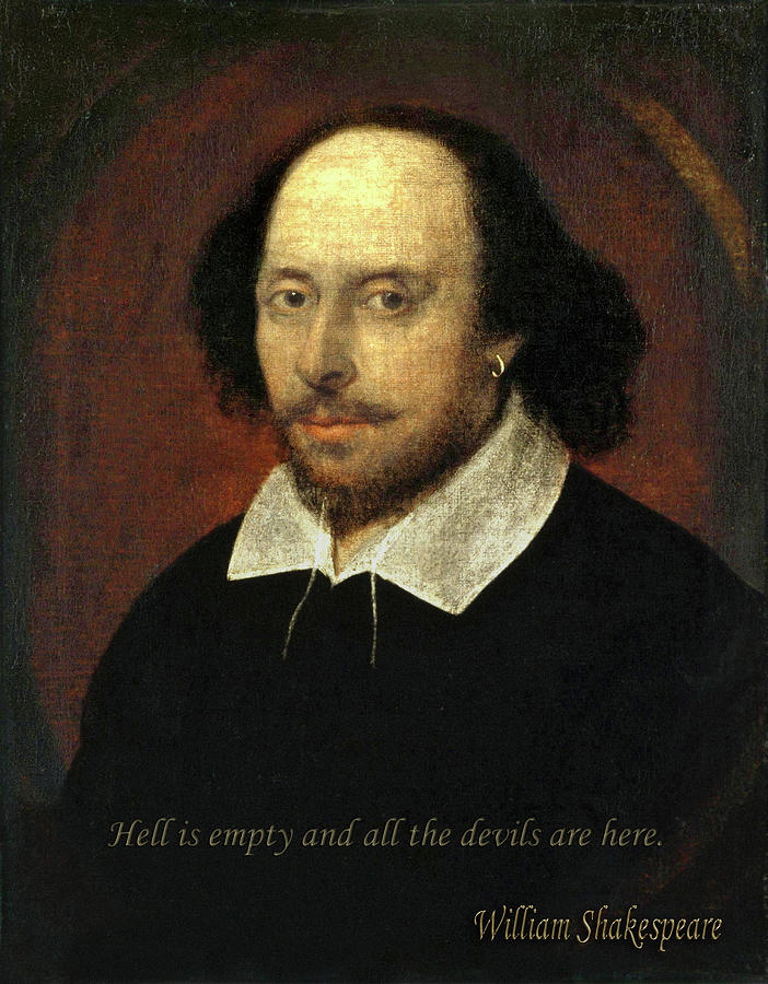 Shakespeare 9 by Andrew Fare