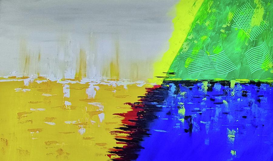 Shambles Painting
