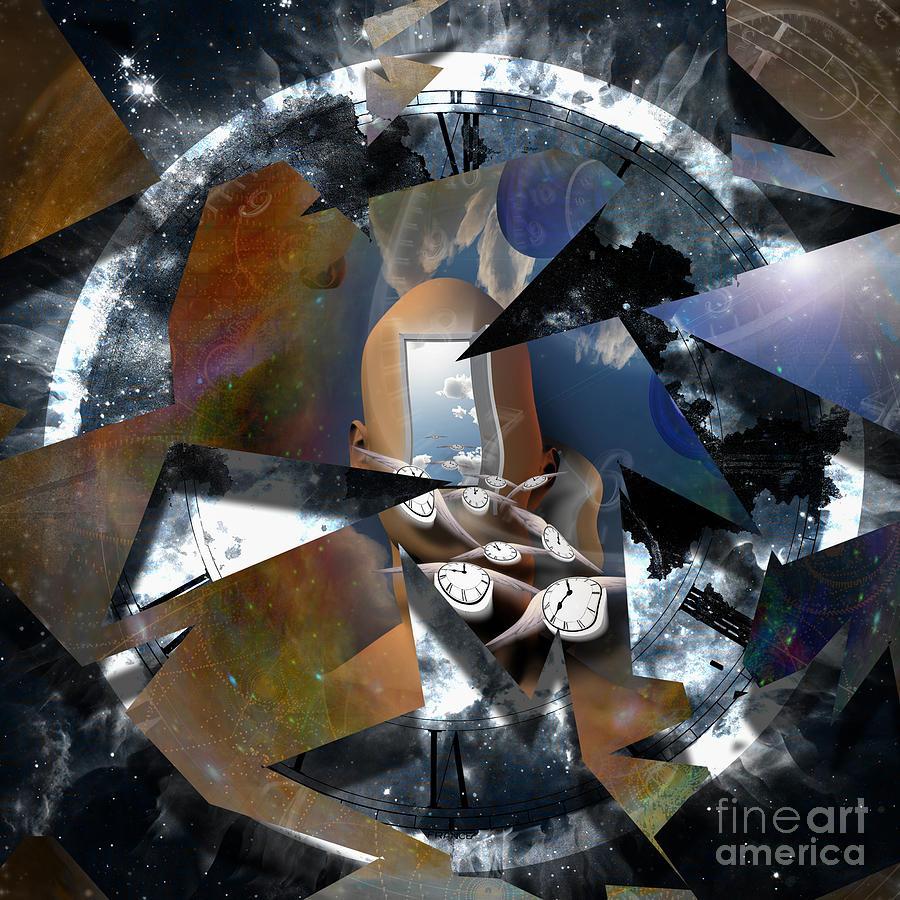 Shards Of Dreams Digital Art