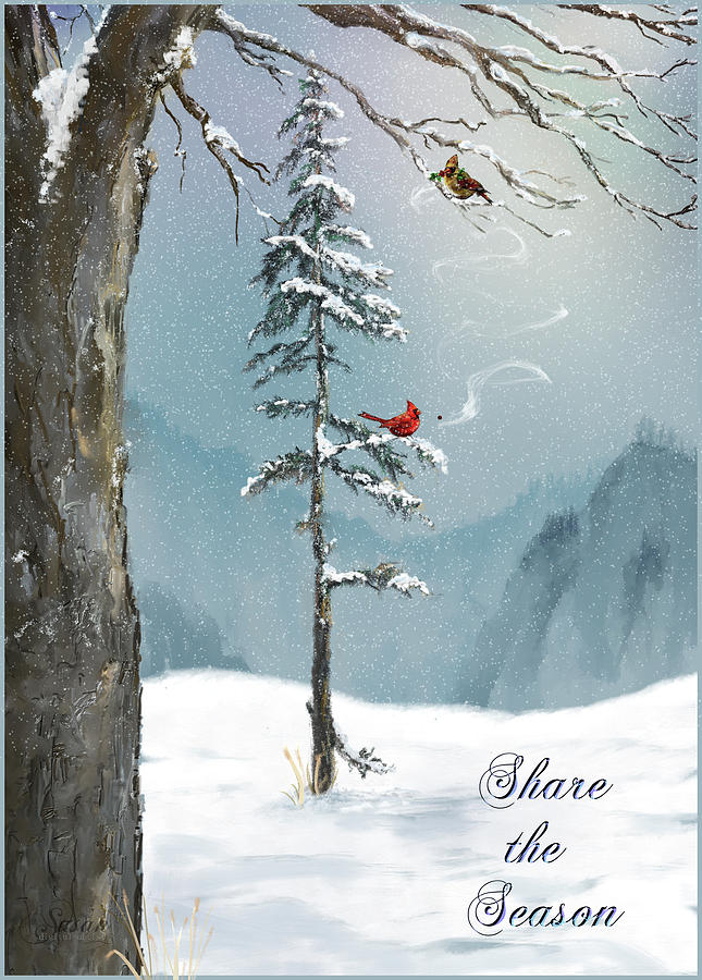 Share the Season by Susan Kinney