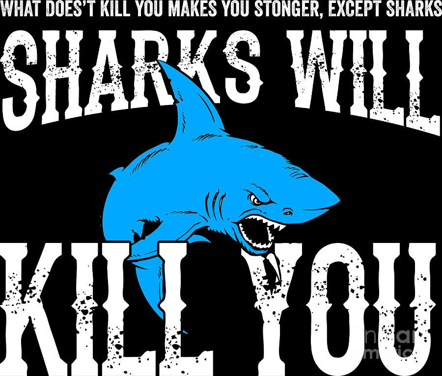Quint/'s Shark Fishing Funny Sweatshirt Novelty Gift Idea