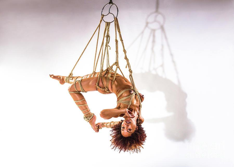 Shibari Art of Suspension II Photograph by Performance