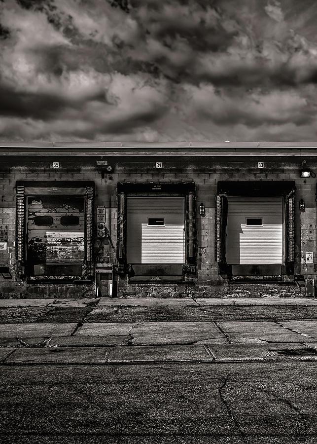 Shipping Doors No 1 Photograph