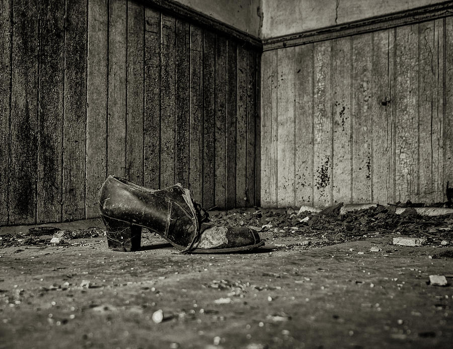 Shoeless by Jim Figgins