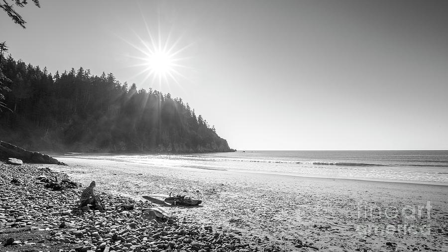 Short Sands Beach Oswald West State Park Oregon by Dustin K Ryan