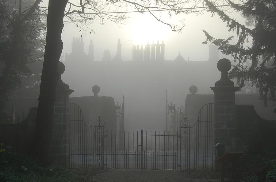 Shrouded In Fog Photograph By Lynne Iddon