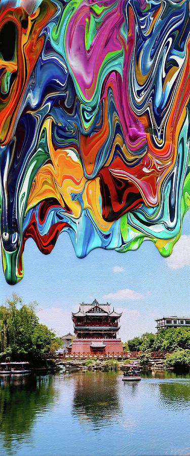 Shu Tower Luodai  by Antonio Wehrli