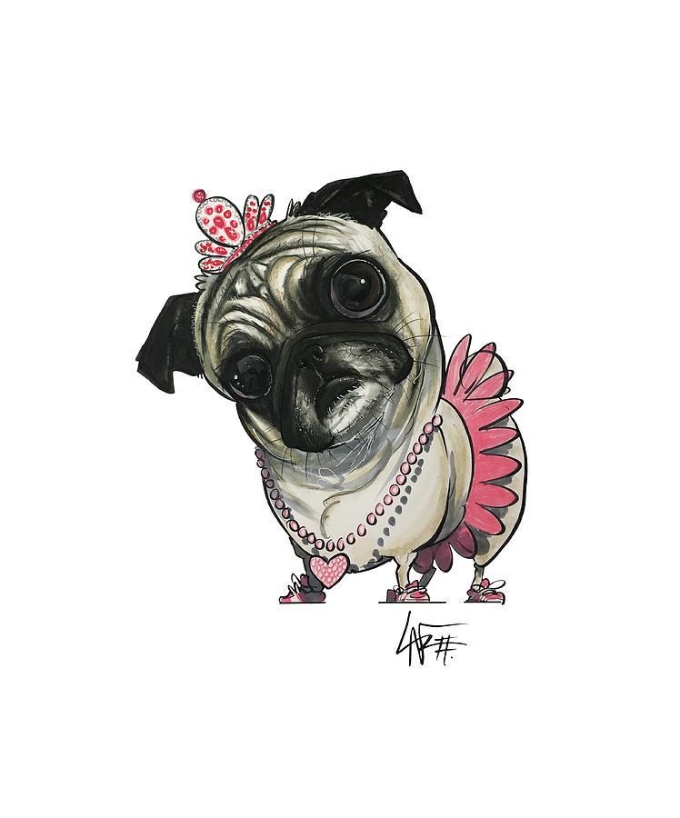 Shultzie Gotti 4279 Drawing