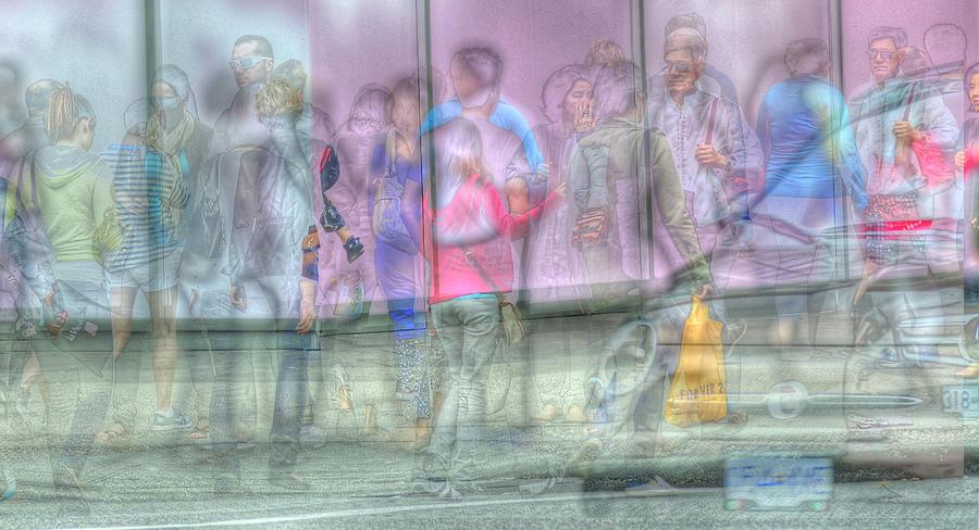 Sidewalk Photograph