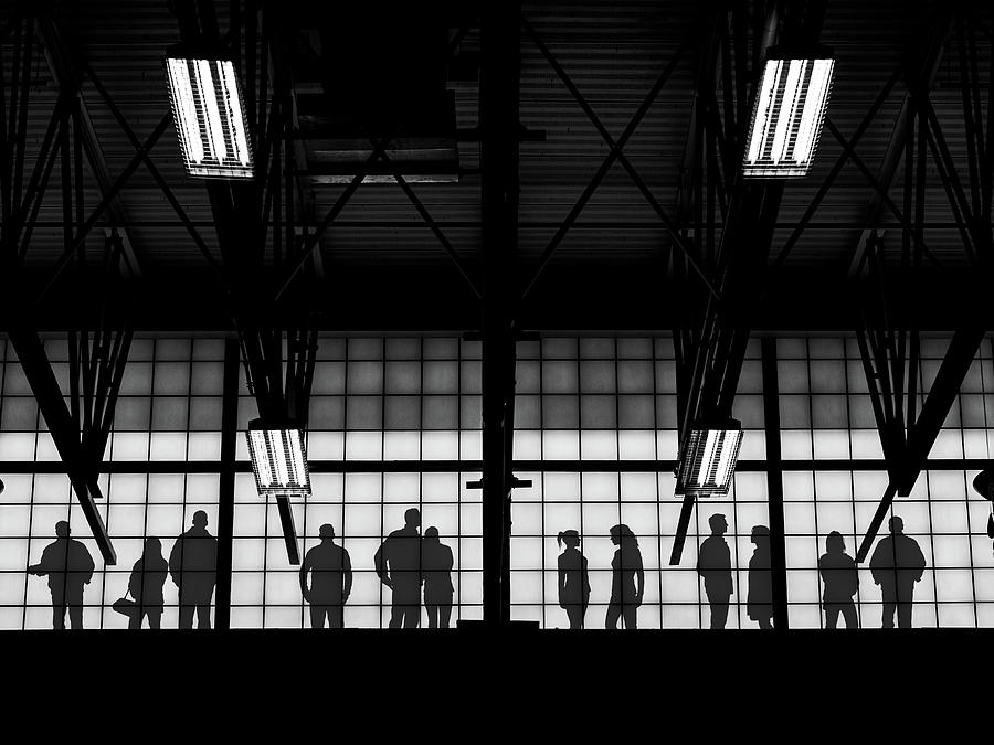 Silhouettes Photograph