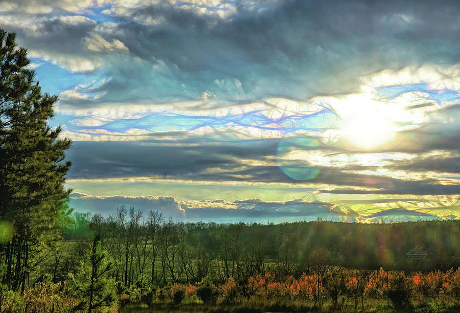 Silk Hope Sun by Michael Frank