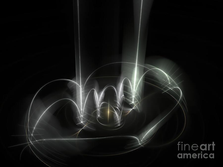 Silver Arches Digital Art