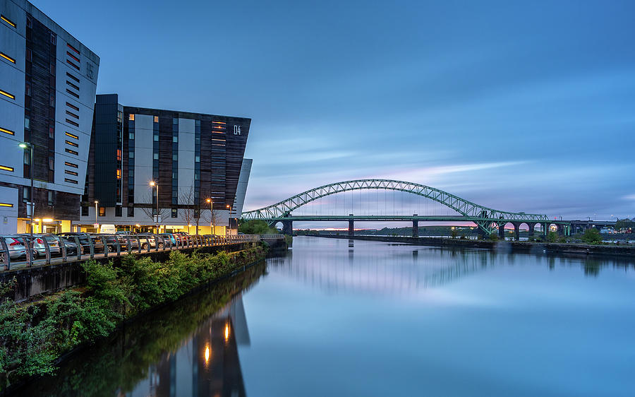 Silver Jubilee Bridge Photograph