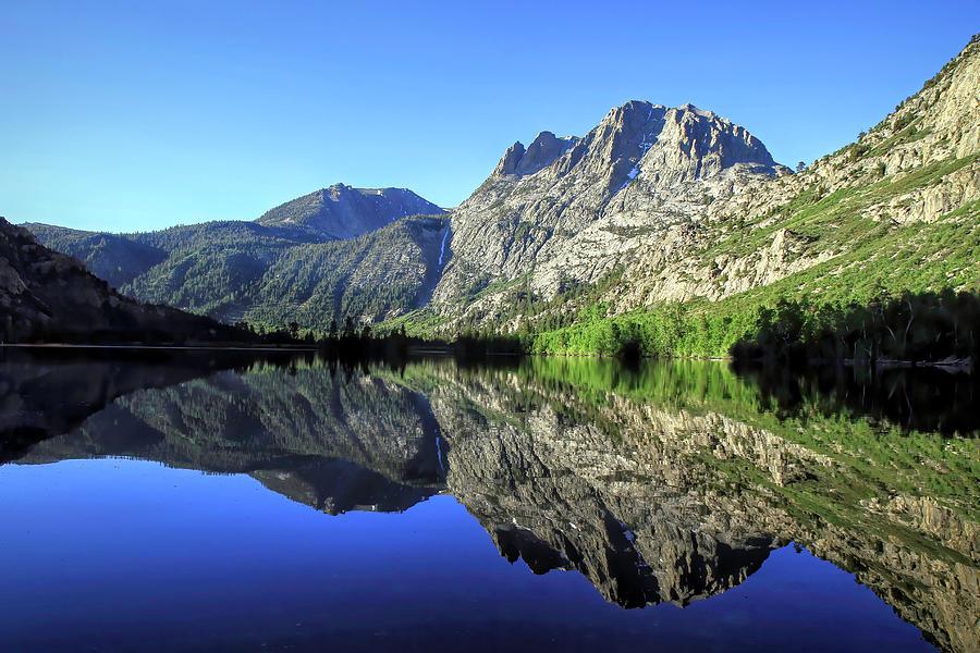 Silver Lake Photograph - Silver Lake by Donna Kennedy