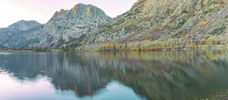 silver lake mt carson pano by Jonathan Nguyen