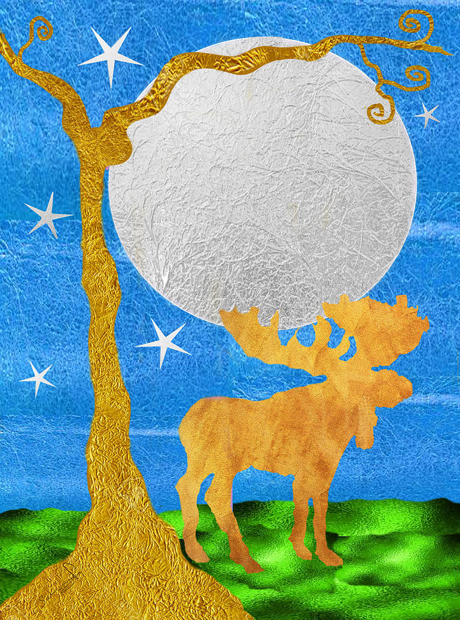 Silver Moon by Sannel Larson