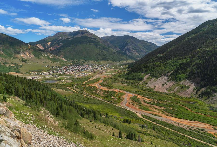 Silverton Colorado Photograph