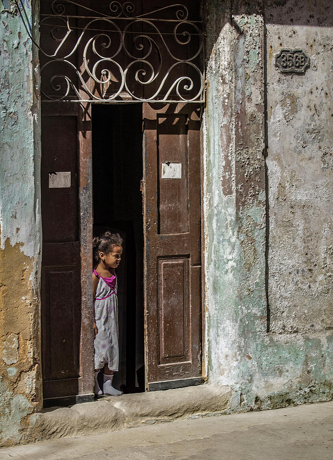 Simple Gifts - The Book of Cuba - No. 1 Photograph by Jim Aho