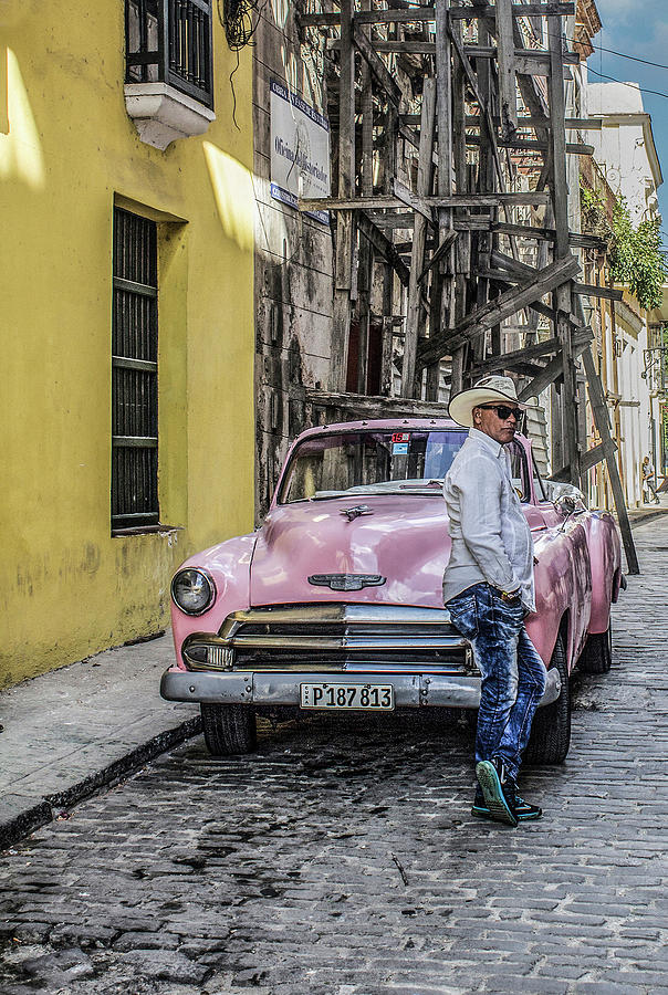 Simple Gifts - The Book of Cuba - No. 3 Photograph by Jim Aho