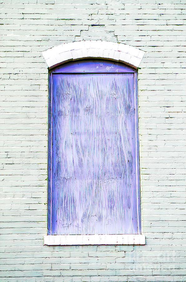 Simply Purple Photograph