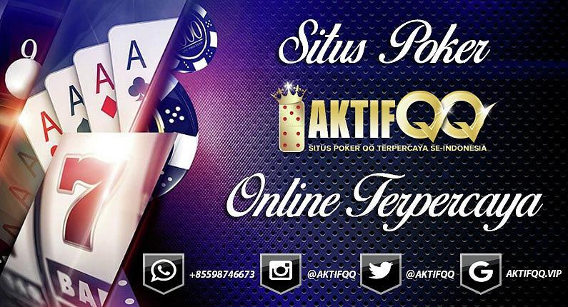 Situs Poker Online Terpercaya Seindonesia Mixed Media By Aktifqq