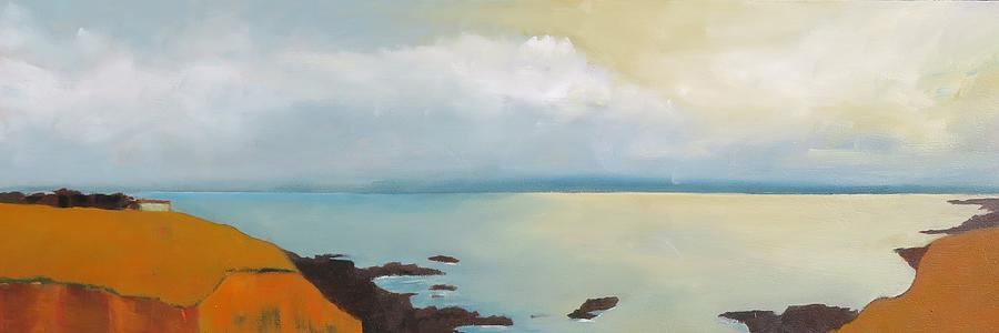 Sky And Sea Painting