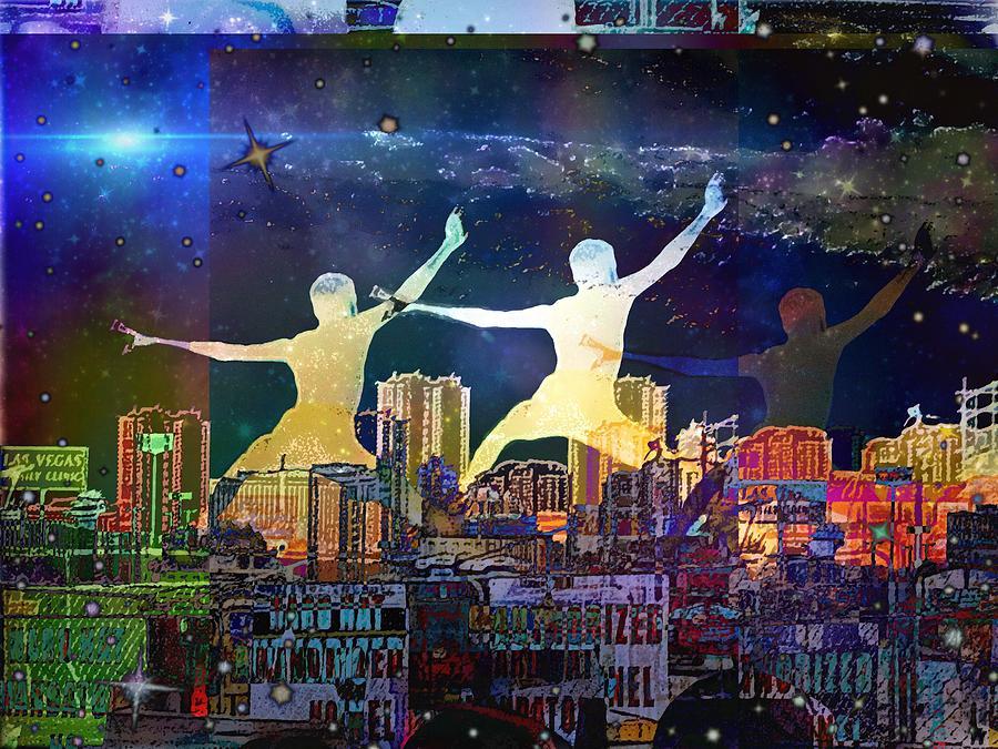 Sky Dancer by Karen Buford