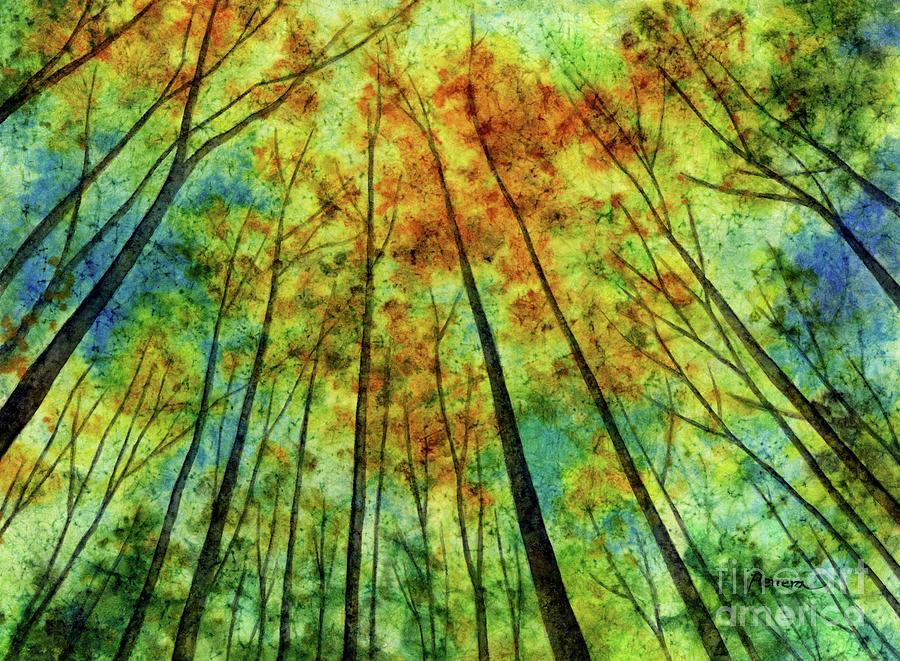 Sky Waltz Painting