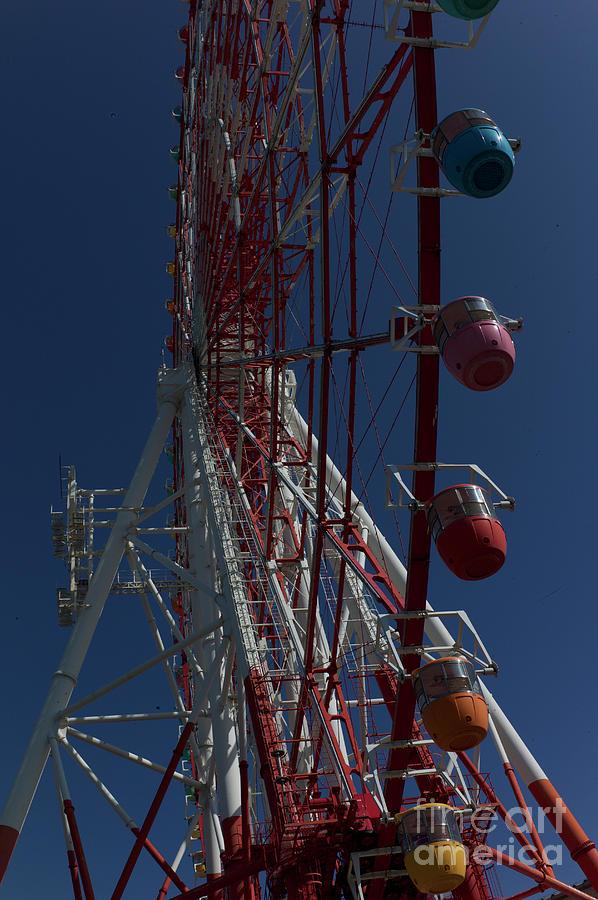 sky wheel Tokyo Photograph