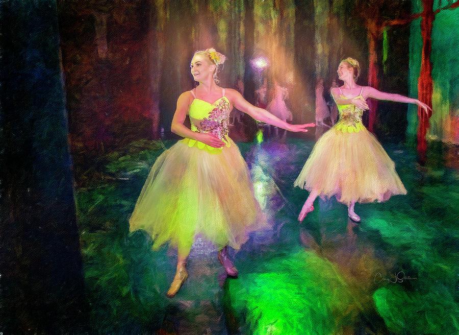 Skye Ballerina by Craig J Satterlee