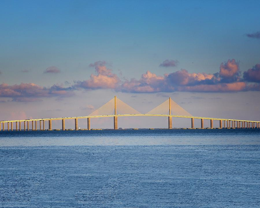 Skyway Bridge by Ronald Lutz