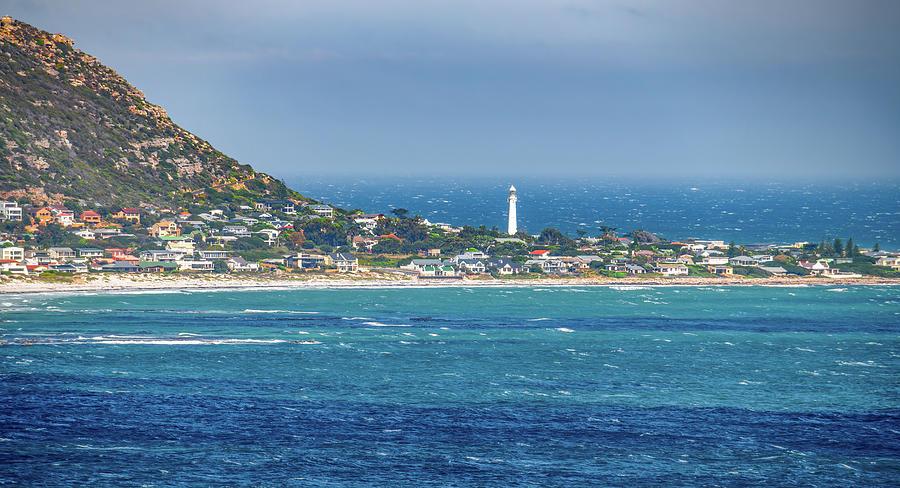Slangkop Lighthouse, Capetown by Marcy Wielfaert