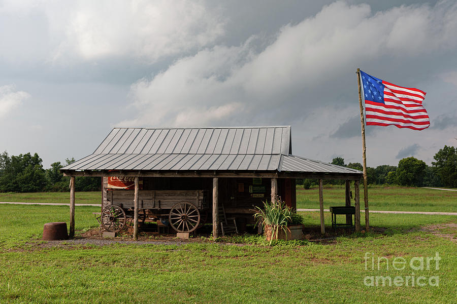 Slice Of Americana Farm Style Photograph