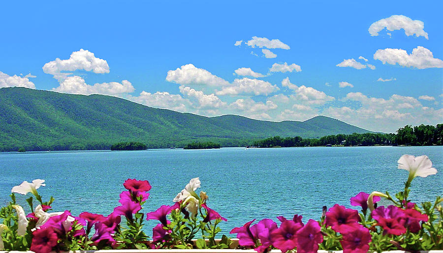 Smith Mountain Lake Grand View by James Roney