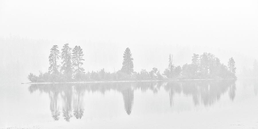 Smoky Island Photograph
