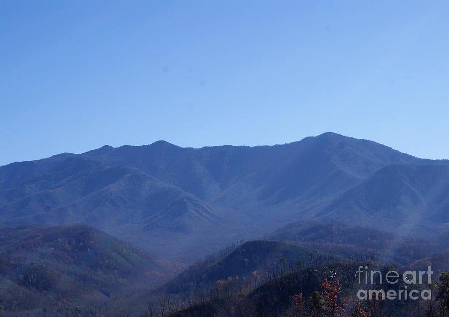 Smoky Mountains Photograph
