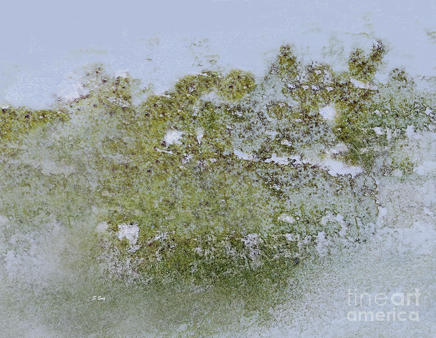 Snowy Landscape 300 by Sharon Williams Eng
