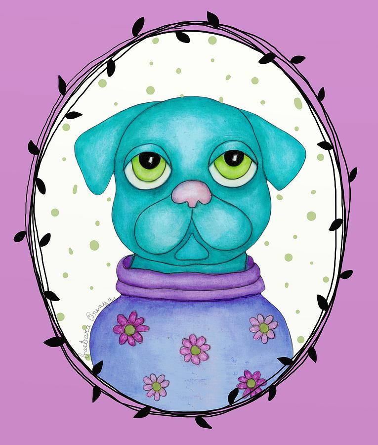 Snug Pug by Barbara Orenya