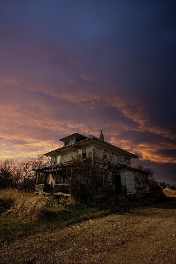 South Dakota Photograph - Somewhat Damaged by Aaron J Groen