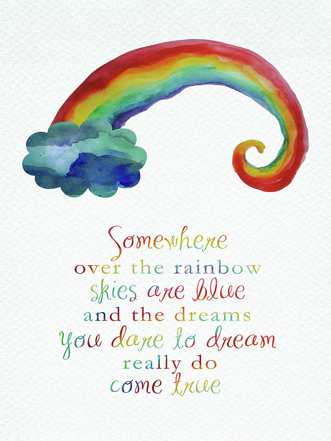 Somwer Over The Rainbow